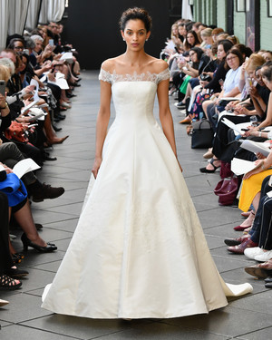 Amsale Spring 2019 Wedding Dress Collection