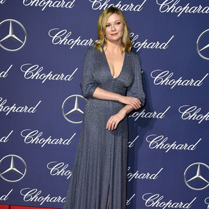 Kirsten Dunst Slyly Debuts Her Engagement Ring