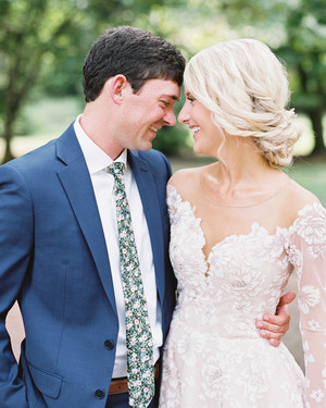 A Garden Party Wedding in North Carolina