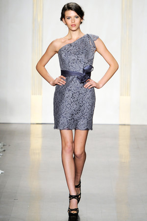 Noir by Lazaro, Fall 2012 Collection