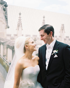 This Romantic Washington, D.C., Wedding Was Full of Ballet Motifs