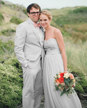 An Outdoor DIY Wedding in Coastal California