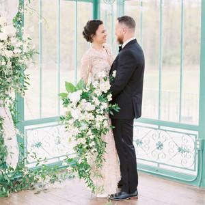 evan dustin vow renewal couple