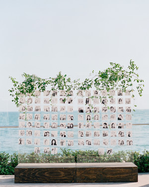 22 Creative Ways to Display Photos at Your Wedding
