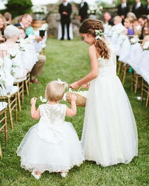 Adorable Shoes to Complete Your Flower Girl's Big-Day Look