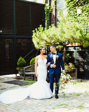 An Enchanting Summer Wedding in New York City