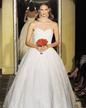 Oleg Cassini Spring 2017 Wedding Dress Collection