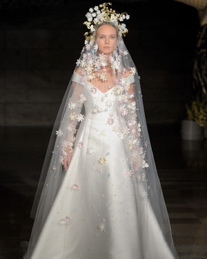 Reem Acra's New Wedding Dresses: The Celebration Collection