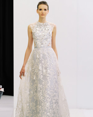 Angel Sanchez Spring 2017 Wedding Dress Collection