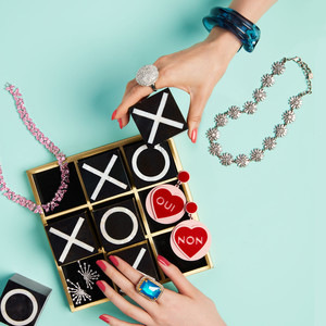 Bridesmaids' Gift Idea: Statement Jewelry