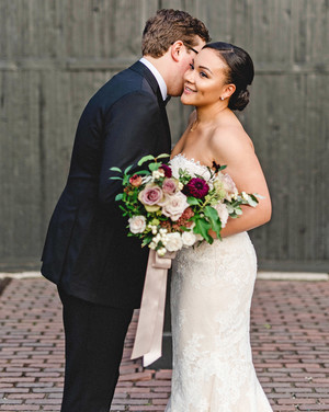 An Elegant Fall Wedding in Toronto, Canada