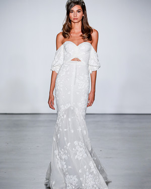 Inbal Dror Fall 2020 Wedding Dress Collection