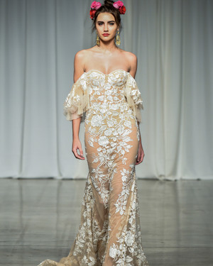Julie Vino Spring 2019 Wedding Dress Collection