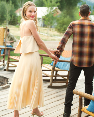 Kate Bosworth's Wedding Weekend Fashion Details