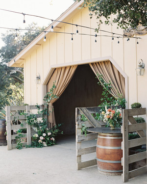This Couple Transformed a Historic Ranch Into Their Dream Wedding Venue