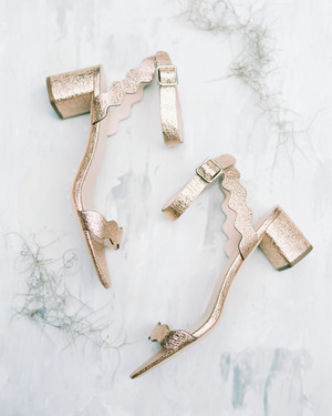 The Perfect Shoes to Wear to Your Beach Wedding