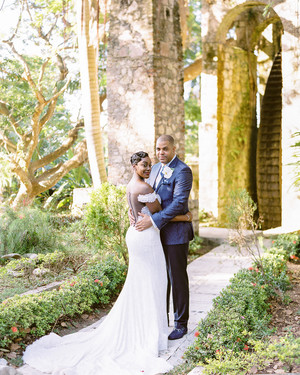 This Couple Redefined Tropical Décor at Their Wedding in Jamaica
