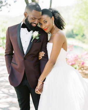One Couple Personalized Their Elegant Southern Wedding with a Few Caribbean Twists