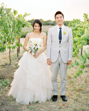 A Whimsical Outdoor Destination Wedding in California