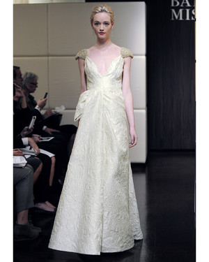 Badgley Mischka, Fall 2013 Collection