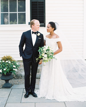 A Black-Tie Beachfront Wedding on Martha's Vineyard