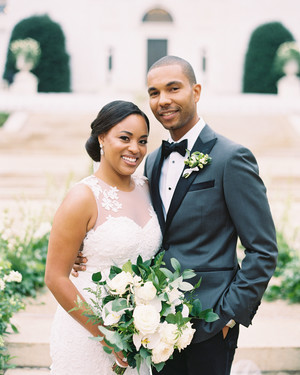 A Modern, Flower-Filled Wedding in Washington, D.C.
