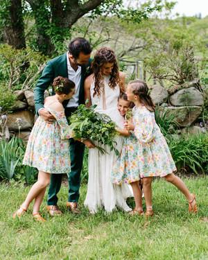 A Family-Focused Wedding on Martha's Vineyard