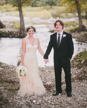 A Romantic Formal Rustic Destination Wedding in Texas