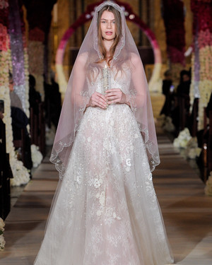 Reem Acra Spring 2020 Wedding Dress Collection