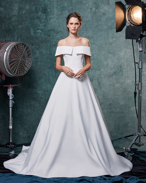 Sareh Nouri Fall 2019 Wedding Dress Collection