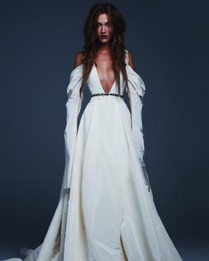 Jackie Kennedy Inspired Wedding Dress 51 Spectacular Vera Wang Fall Wedding