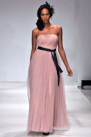 Alfred Angelo, Fall 2012 Bridesmaid Collection
