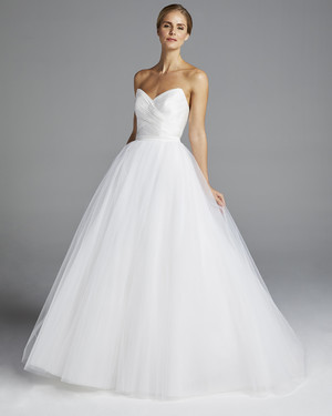 Anne Barge Spring 2019 Wedding Dress Collection