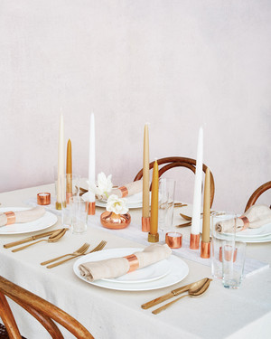 Wedding Centerpieces That Double As Favors Martha