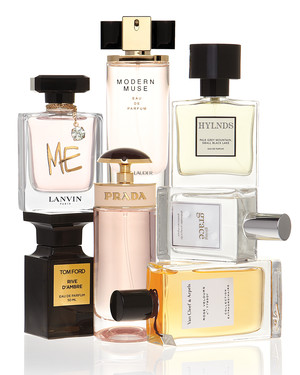 Wedding Perfume Picks for Fall