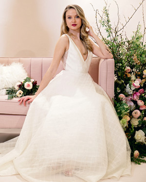 Jenny by Jenny Yoo Spring 2019 Wedding Dress Collection