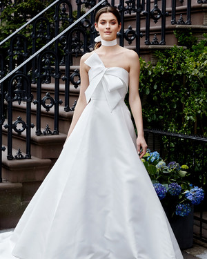 70 Wedding Dresses with Bows
