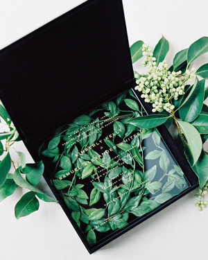 Trending Now: Boxed Wedding Invitations