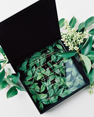 Trending Now: Boxed Wedding Invitations