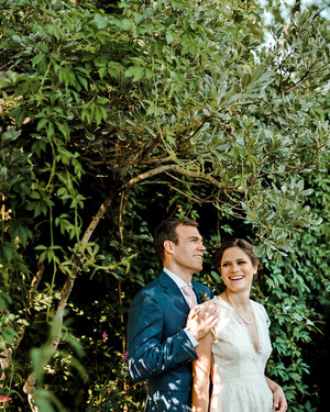A Rustic, Picnic-Style Wedding in Portland, Oregon