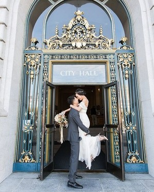 20 Personalized City Hall Wedding Ideas