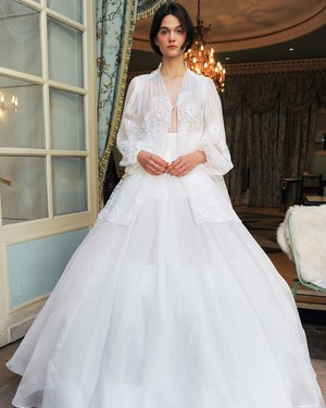 Delphine Manivet Spring 2017 Wedding Dress Collection