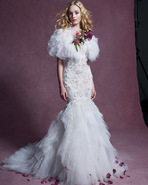 Marchesa Fall 2020 Wedding Dress Collection
