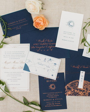 A Vibrant, Nature-Inspired Wedding in Downtown Los Angeles