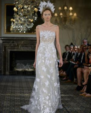 Mira Zwillinger Spring 2016 Bridal Show