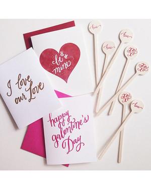 7 Décor Ideas for a Valentineu0026#039;s Day Party  sc 1 st  Martha Stewart Weddings & 7 Décor Ideas for a Valentineu0027s Day Party | Martha Stewart Weddings