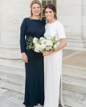 Tiffany Blue Wedding Dresses for Parents
