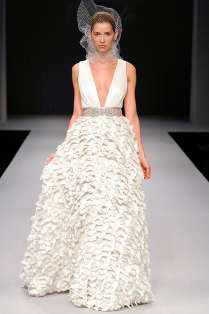 Badgley Mischka, Fall 2012 Collection