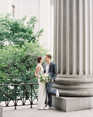8 Photographers Share Their Best Tips for the Most Beautiful City Hall Wedding Photos