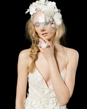 Elizabeth Fillmore Spring 2017 Wedding Dress Collection